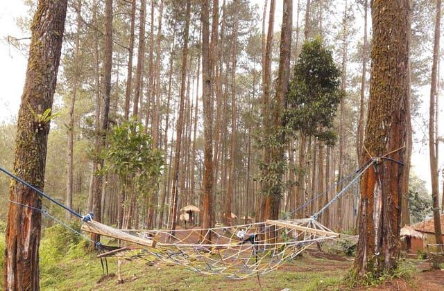 Grafika Cikole, salah satu tempat wisata Bandung murah 2019 yang terletak di Lembang